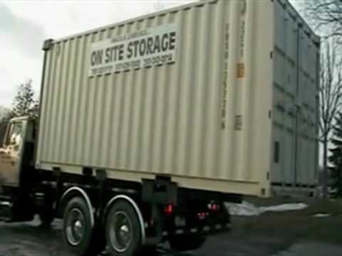 Angola Carriage On Site Storage 1