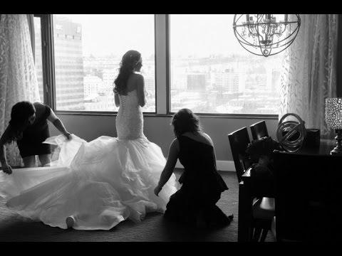 Hamilton Italian Wedding Video By Toronto Cinematographers