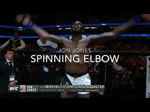 Jon Jones: Spinning Elbows