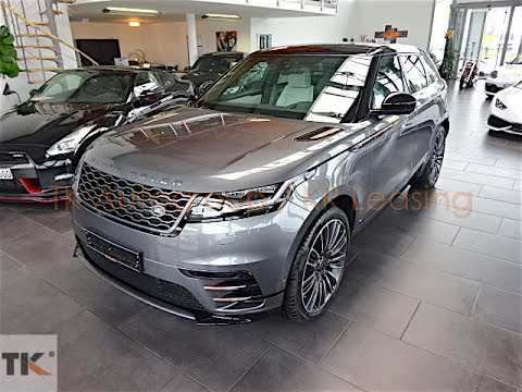 Range Rover Velar D300 First Edition (Mod. 2017)