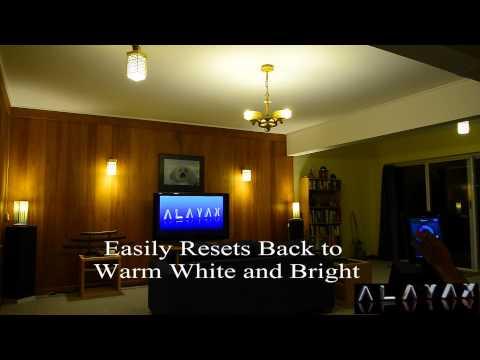 philips hue ersatz mi light rgb led mit fernbedienung und app steuerung. Black Bedroom Furniture Sets. Home Design Ideas