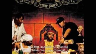 Nas - Made You Look (Remix) feat. Jadakiss & Ludacris