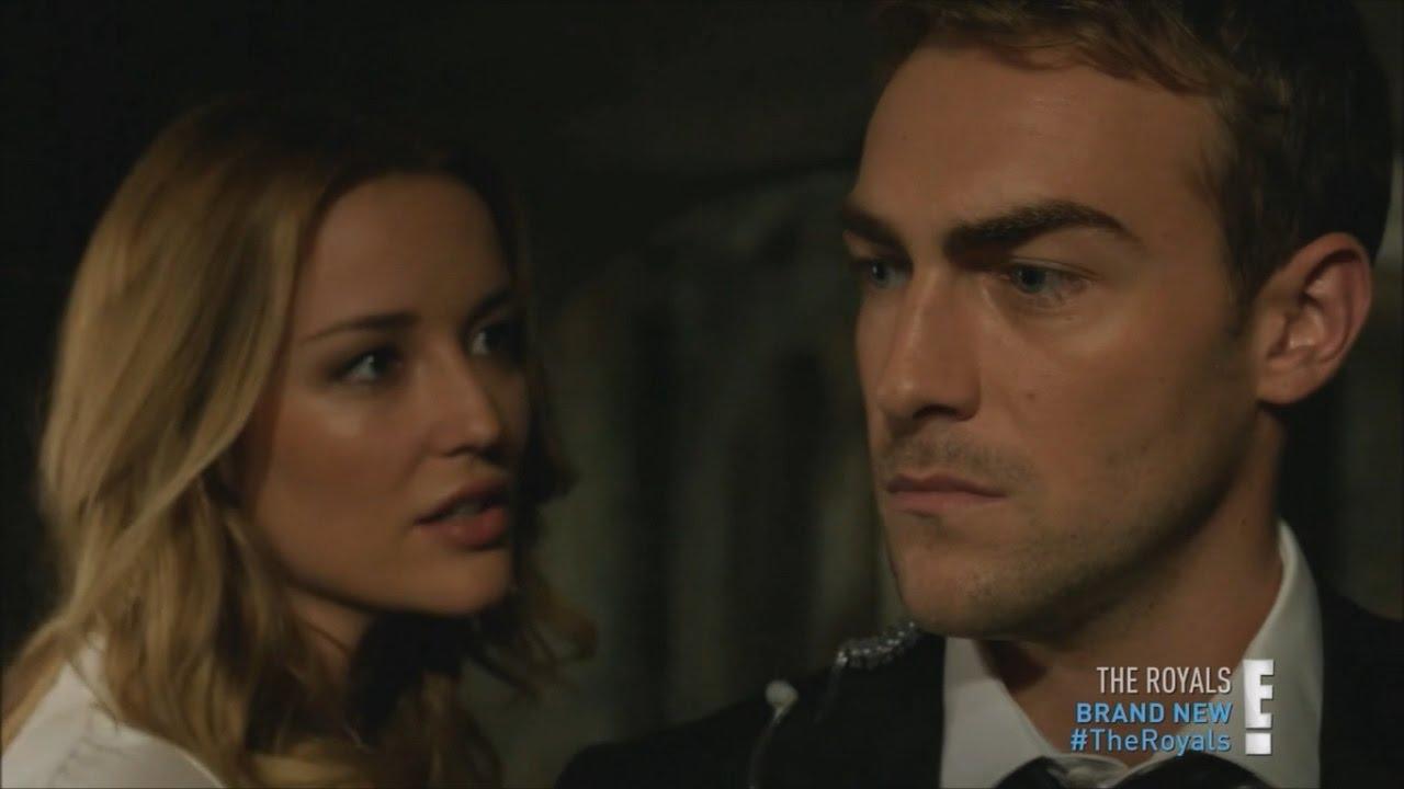 Download HD Jasper and Eleanor part 15 - The Royals 2x05