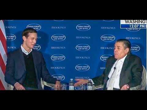 Israeli Interviewer Shreds Jared Kushner For Inept Mideast Team | Haim Saban Fox News