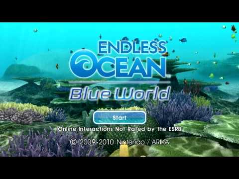 Endless Ocean: Blue World - Carrickfergus, Celtic Woman