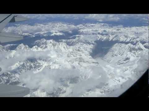 fly over Tibet Territories
