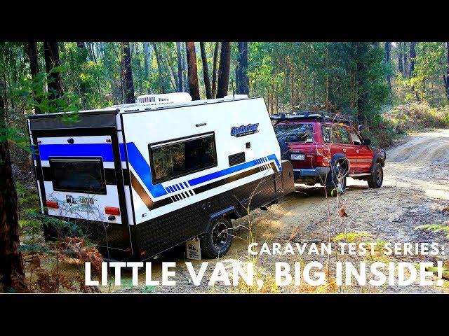 Little Caravan Company Optimiser Series 2