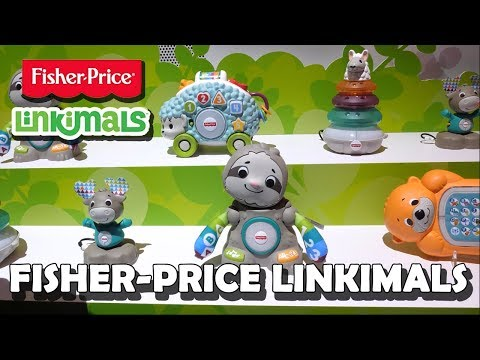 Fisher Price Linkimals