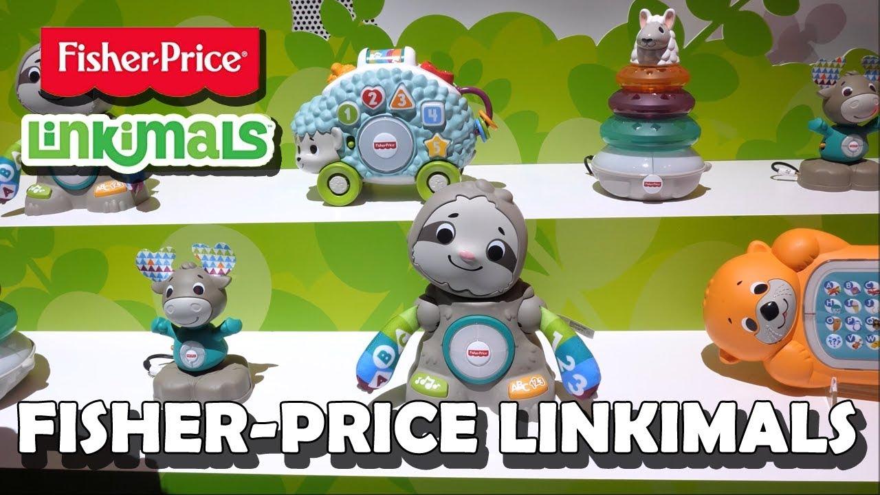 Fisher Price Linkimals Youtube