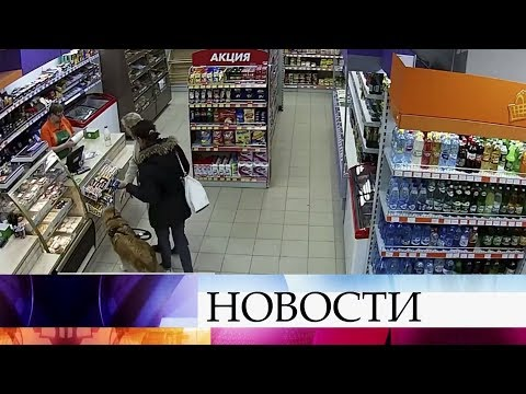 В Новосибирске незрячую