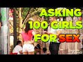 "Prank: Asking 100 Girls For SEX! [Success] Prank! - Public Pranks - ""Pranks"" - Funny Pranks - PRANKS"