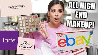 Download $200 EBAY MYSTERY BOX ...ALL HIGH END MAKEUP omg... Mp3 and Videos