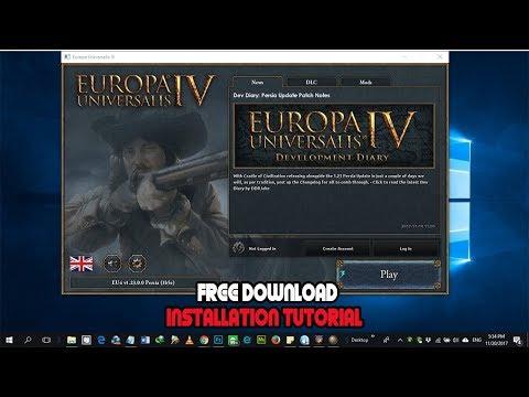 download europa universalis 4 mac free