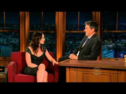 Late Late Show with Craig Ferguson 12/4/2009 Emily Blunt, David Bianculli