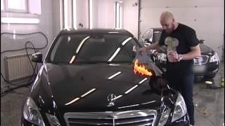 видео Защитное лакокрасочное покрытие кузова автомобиля