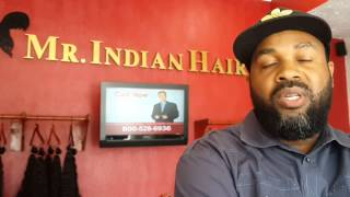 MR. INDIAN HAIR TALKS ABOUT THE ROBERRY AT HIS HAIR EXTENSION STORE!