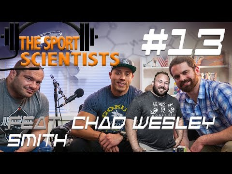 The Sport Scientists Episode 13- Chad Wesley Smith