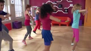 Виолетта 3 - Ребята репетируют песню и танец