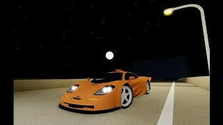 The Legendary Mclaren F1 Races It's Way To Roblox Ultimate Driving! Also a Civic and Cash puchase!