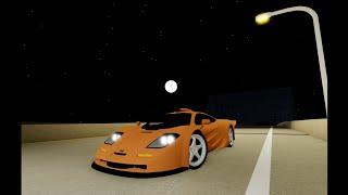 Die legendären Mclaren F1 Rennen Es ist Weg zu Roblox Ultimate Driving! Auch ein Bürger- und Cash-Puchase!
