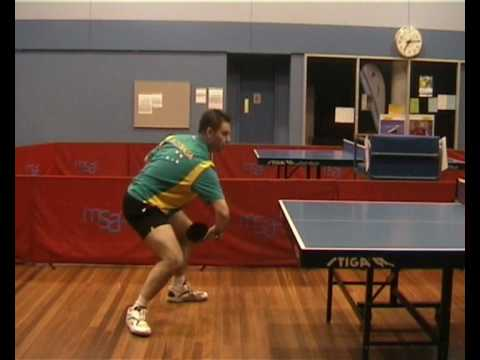 topspin table tennis table 2
