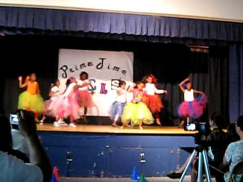 Darnall Prime Time Talent Show - YouTube