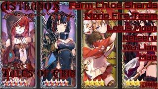 TALES OF ERIN Chloe Shards with Lotus Moon Nefeeru Mao Wu Lian - Mono Fire Team Gameplay Review #140