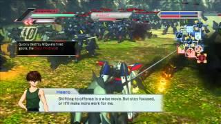 Dynasty Warriors Gundam 3 Gundam Wing (PS3)
