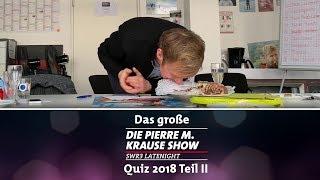 Das große PMKS Quiz 2018 – Teil 2