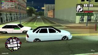 Grand Theft Auto San Andreas(MTA)Сервер БПАН