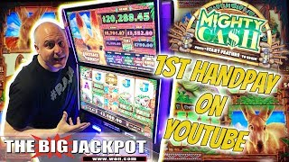 ✦ NEW ✦ Mighty Cash Outback Bucks Jackpots! 😱HUGE High Limit Re-trigger BONU$ 💸  The Big Jackpot