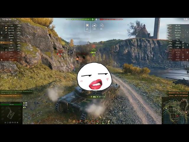 World of tanks нарезка лучших моментов и неудач #2
