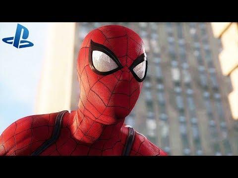 Прохожу Человека-паука на PS4 - меня ни для кого нет.