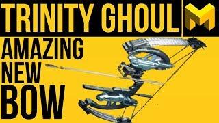 Destiny 2 Forsaken: Trinity Ghoul Exotic Bow Review