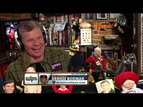 Dennis Rodman on The Dan Patrick Show (Part I) 6/7/13