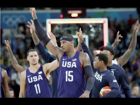 Olympics   Team USA Basketball Behind the Scenes