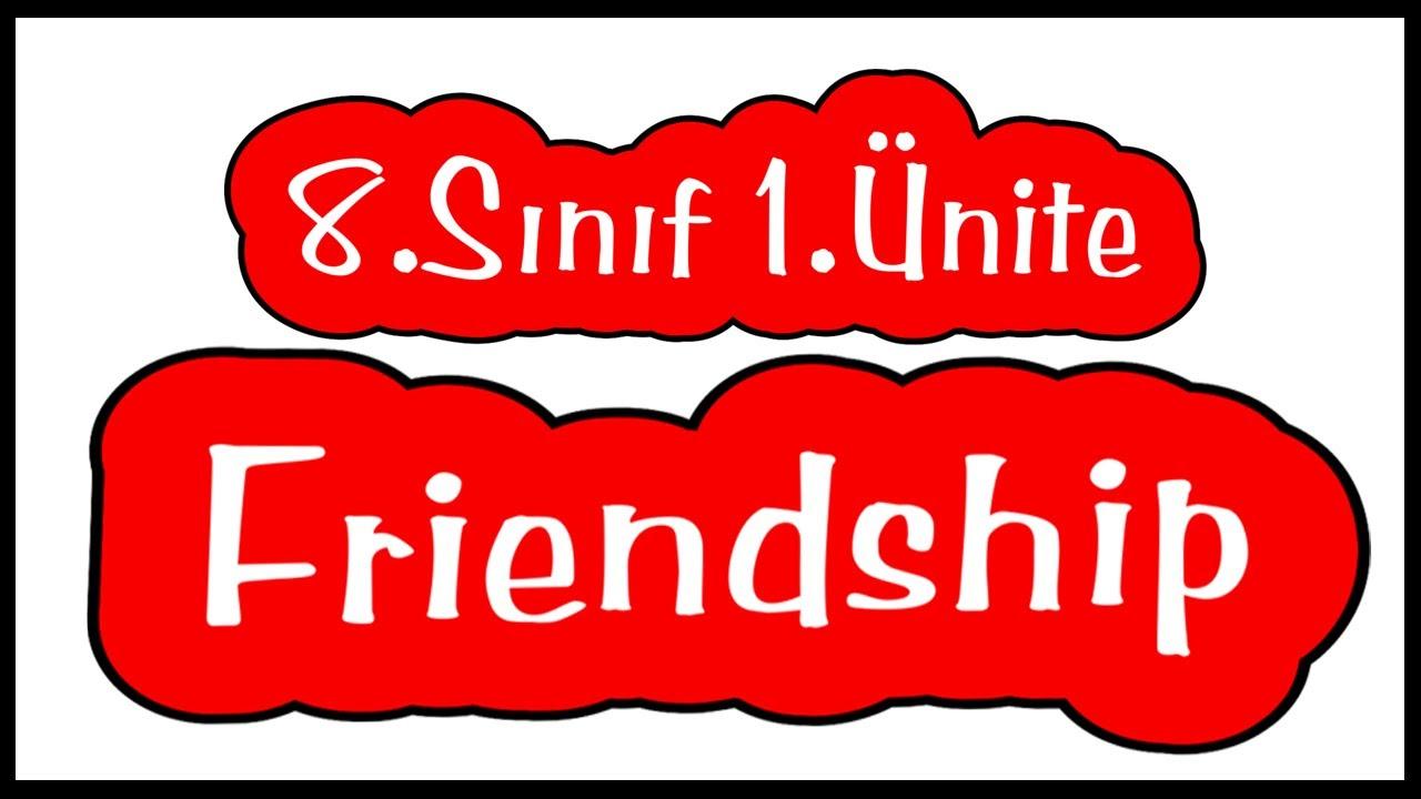 8.Sınıf İngilizce 1.Ünite Konu Anlatımı | Friendship 8.Sınıf LGS | Accepting and Refusing