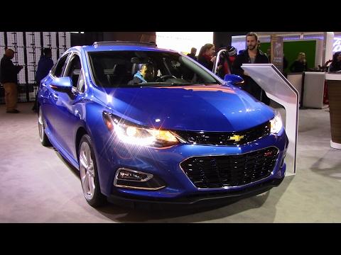 2017 Cruze Premier Sedan RS | Price $ 25,345 | Walkaround | NAIAS