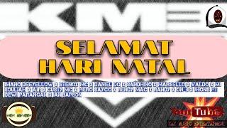 SELAMAT HARI NATAL BAHAGIA - KME (Dewi Parangan X Ian Renwarin feat All Rapper)