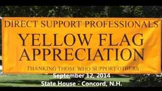 Yellow Flag DSP Appreciation Day 2014