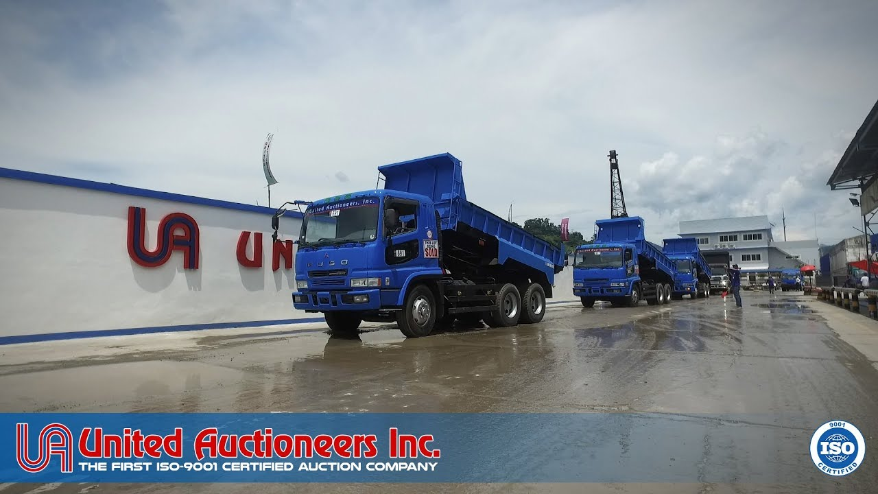 United Auctioneers Inc  - Best Quality Trucks & Construction