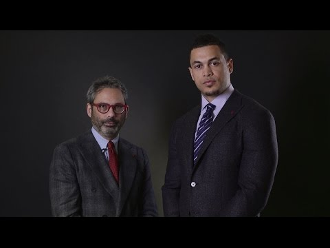 Made to Measure Suiting with Giancarlo Stanton and Isaia
