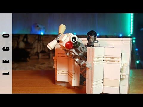 ЛЕГО САМОДЕЛКИ ФНАФ #4 КОШМАРНАЯ МАНГЛ +БОНУС | LEGO FNAF MOC NIGHTMARE MANGLE
