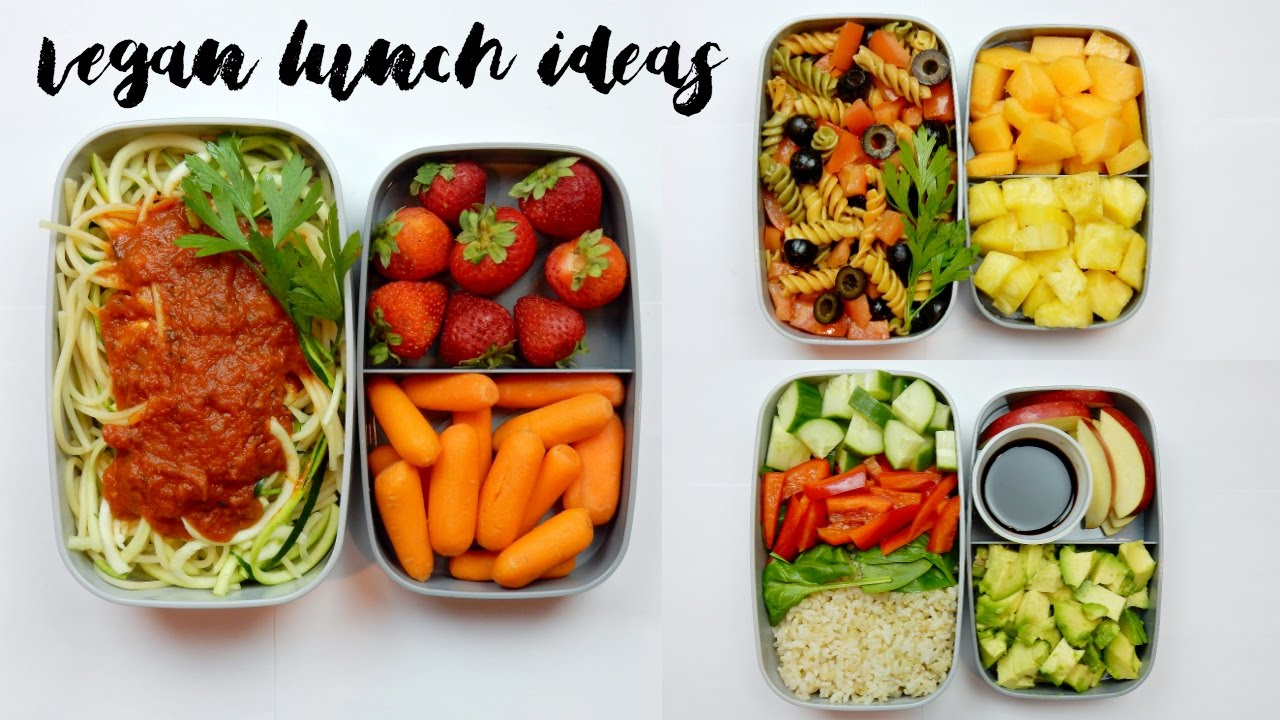 quick easy vegan lunch ideas bento box youtube. Black Bedroom Furniture Sets. Home Design Ideas