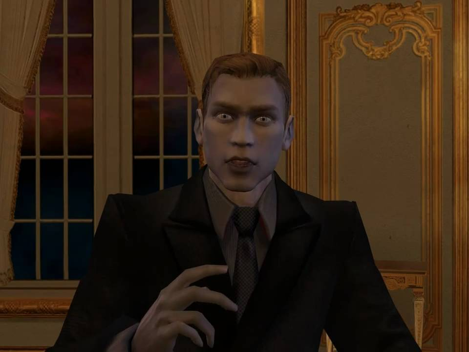 Vampire The Masquerade Bloodlines 1920x1080: Bloodlines Anarch Good Ending HD