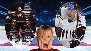 Хоккей Канада Латвия итог и результат Чемпионат мира по хоккею 2021 в Риге
