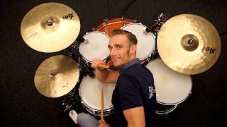 Live Stream #18 - Opnames drumlessen - Korte Fills - Online Drumles