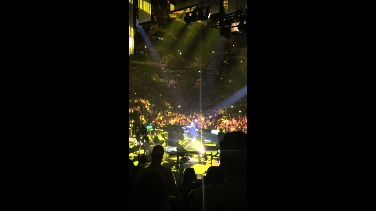 billy joel covers elton johns goodbye yellow brick road madison square garden 2015 07 01 - Brick Garden 2015