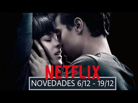 Netflix España | Novedades (06/12-19/12) Cincuenta Sombras