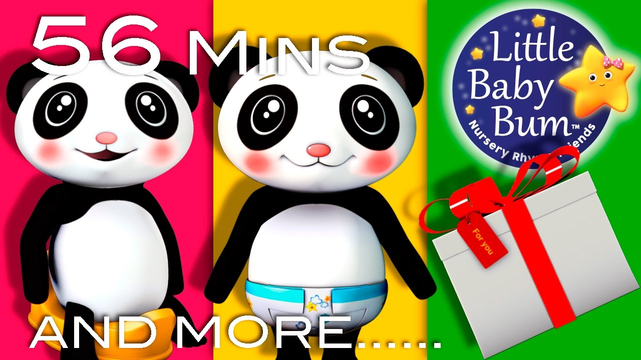 Little Baby Bum | Potty Song | Nursery Rhymes for Babies | Songs for Kids #1